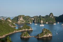 Landscape on Ha Long Bay Kuvituskuvat