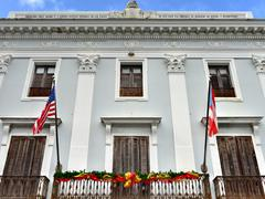 Municipal Government Building - San Juan Stock Photos