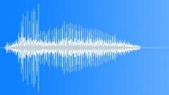 Displeased monster whirr Sound Effect