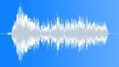 Cerber monster gurgle whirr Sound Effect