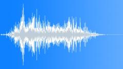 Swamp monster distant roar - sound effect