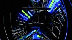 Triangle Dynamo Loop 8 Stock Footage