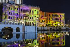 Venetian Macao - stock photo