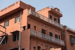 Residential Apartment in Jaipur Stock Photos