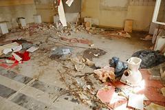 Debris pile Stock Photos
