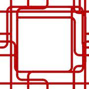 Stock Illustration of Pipe frame