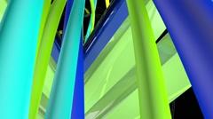 Triangle Dynamo Loop 1 Stock Footage