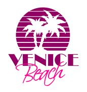 Venice Beach - stock illustration