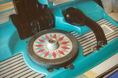 Close up of a vintage jukebox Kuvituskuvat