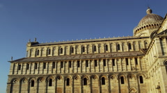 Cathedral Pisa Italy 4K Stock Video Footage Stock Footage