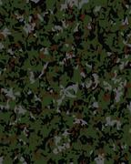 colorful camouflage - stock illustration