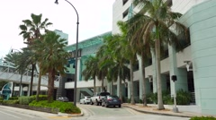 Diplomat Landing Hollywood FL Stock Footage