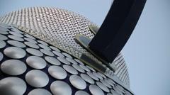 Selfridges/Bullring Birmingham, UK Stock Footage