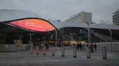 Grand Central/New Street, Birmingham, UK Stock Footage