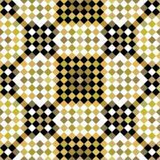 Seamless geometric pattern background Stock Illustration