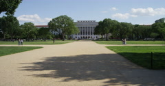US Department of Agriculture, Washington DC. Shot in May 2012. Stock Footage