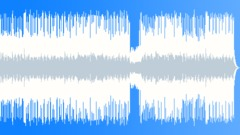 Stock Music of Rock Riffs Deep Bass Groove