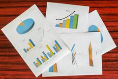 Business growth concept Stock Photos