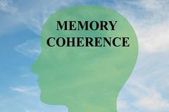 Stock Illustration of Memory Coherence concept