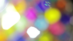 lamp light blinking disco night  background - stock footage