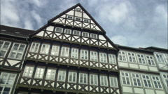 The Ballhof in Hannover, Germany Stock Footage
