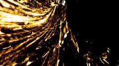 Splintered Light Abstraction Stock Illustration
