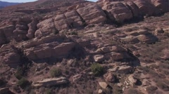 Rock Boulders Stock Footage