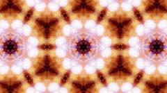 High-speed kaleidoscopic background Stock Footage