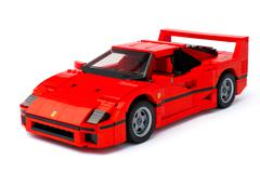 LEGO Creator Ferrari F40 - stock photo