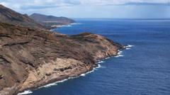 Hanauma Bay, Hawaii. Shot in 2010. Stock Footage