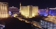 Las Vegas Aerial Footage Stock Footage
