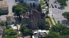 Bishop's Palace, Galveston. Shot in 2007. Arkistovideo