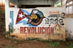 Cuba, Revolucion Stock Photos