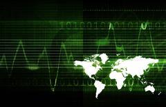 Web Information Technology - stock illustration
