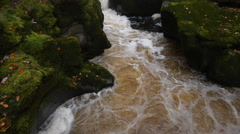 The Strid Stock Footage