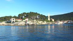 Losinj Stock Footage