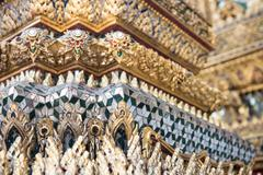 Marvelos Architecture of Grand Palace - stock photo