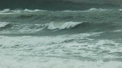 Irish coastline Stock Footage
