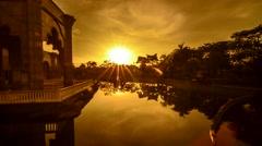 Summer Sunrise Stock Footage