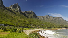 Stock Video Footage of Cape Town South Africa