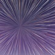 Star trails Stock Illustration