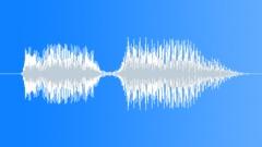 Robot Voice - touchdown - sound effect