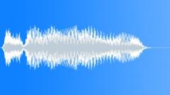 Robot Voice - ceiling doors - sound effect