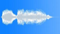 Robot Voice - intruder alert Sound Effect