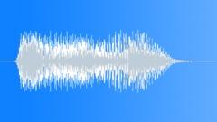 Robot Voice - nine - sound effect