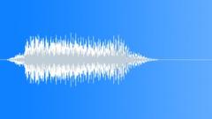 Robot Voice - five - sound effect