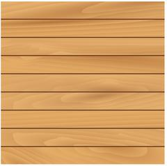 Pine wooden texture natural background - stock illustration