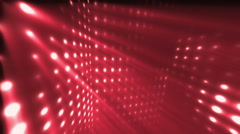 Dance Party Rays 4 Loopable Background Stock Footage