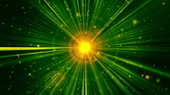 Divine Rays 5 Loopable Background Stock Footage