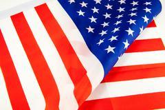 Stock Photo of United States of America flag